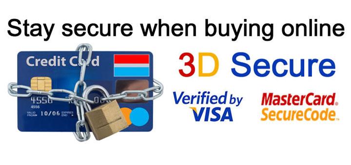 Как работает 3-D Secure