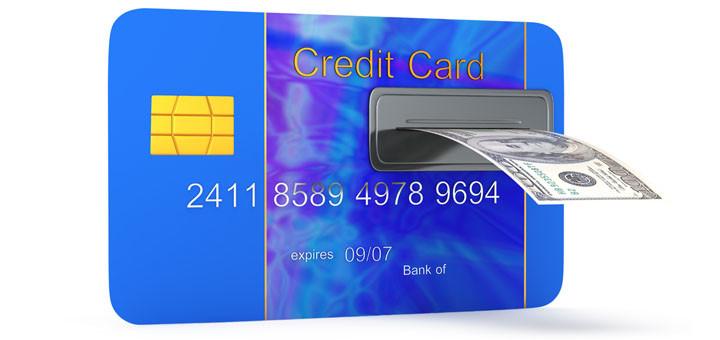 обналичка кредитки